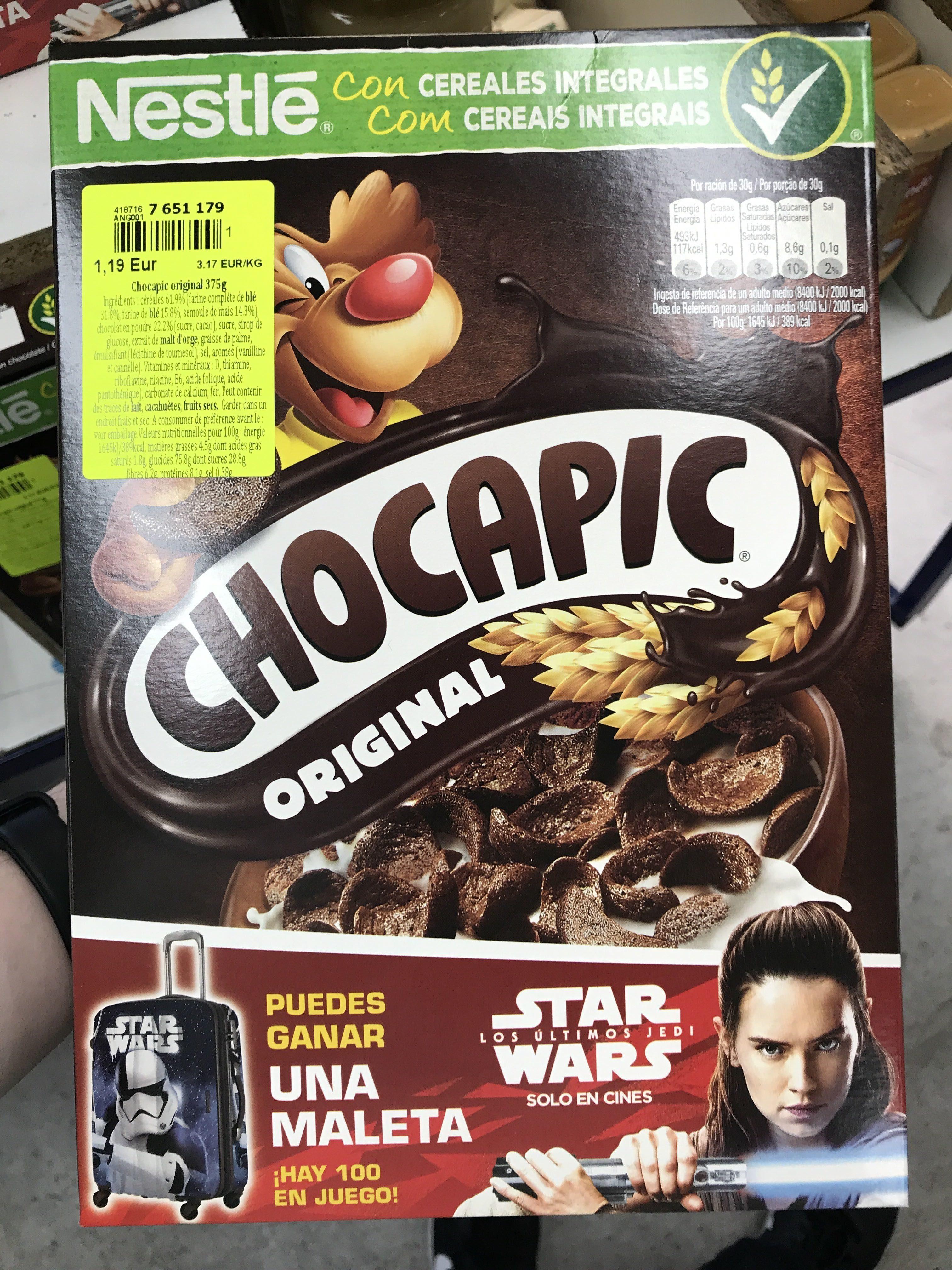 Chocapic Original - Producte