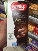 Chocolate Nestlé Negro Sin Azúcar - Producto