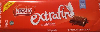 Chocolate con leche fresca y sin gluten - Producto - es