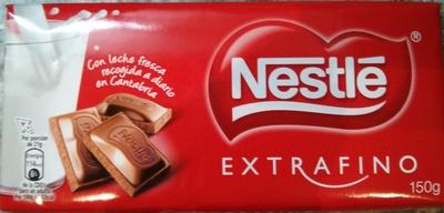 Tableta de chocolate con leche - Producto - es