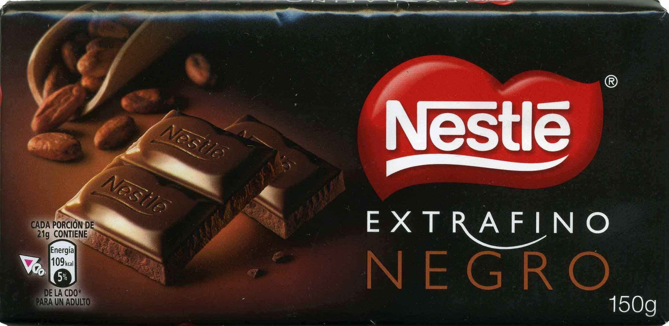 Tableta de chocolate negro 49% cacao - Producte - es