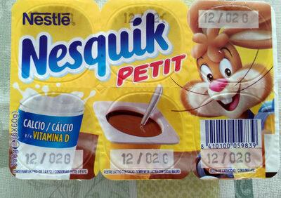 Nesquik Petit - Product - es
