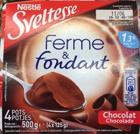 Ferme & Fondant Chocolat - Product