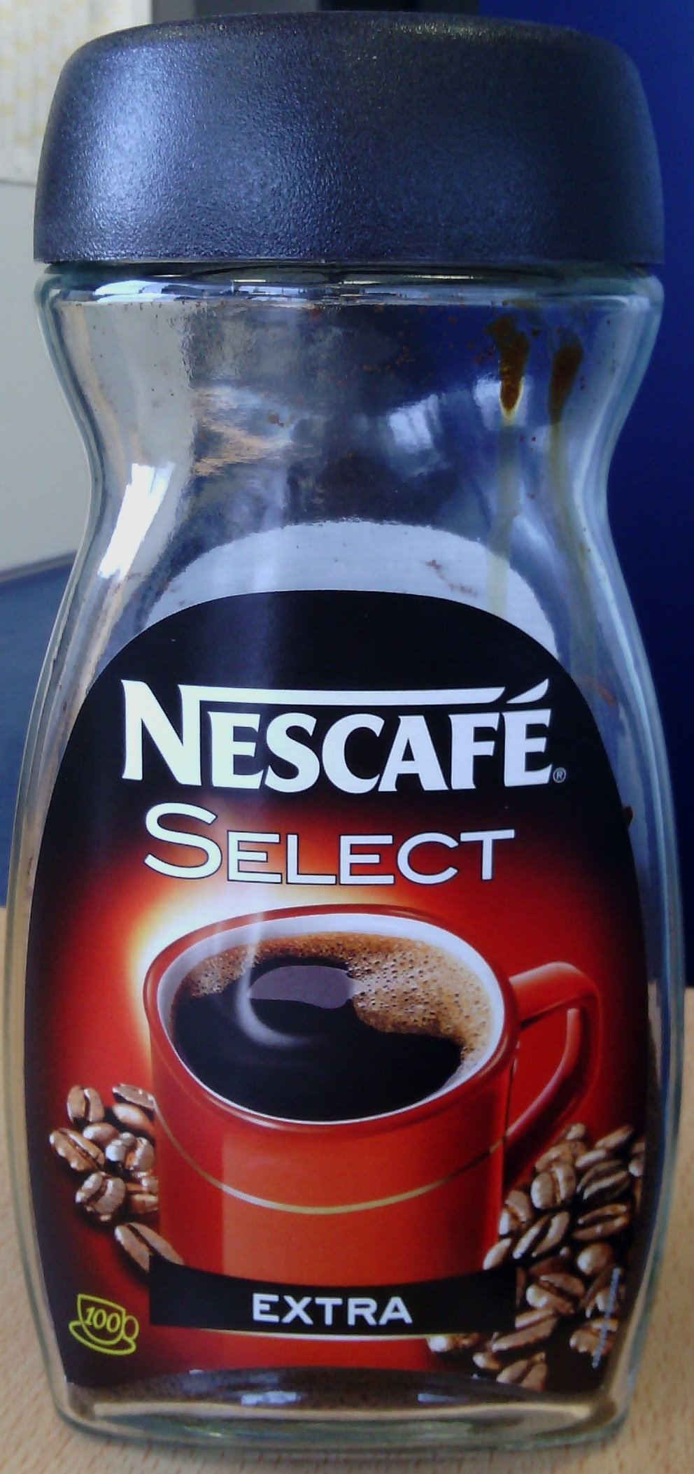 Nescafe select extra - Product - fr
