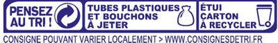 NESTLE Lait Concentré Sucré lait entier 2 tubes de 170g - Istruzioni per il riciclaggio e/o informazioni sull'imballaggio - fr