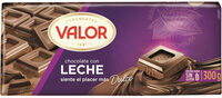Chocolate con leche - Product