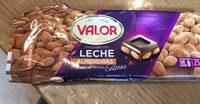 Valor chocolates, milk chocolate with marcona almonds - Product - en