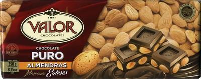 Chocolate puro con almendras - 5