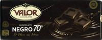 Tableta de chocolate negro 70% cacao - Producto - es