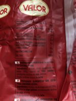 Chocolate Valor En Polvo - Ingrediënten - fr