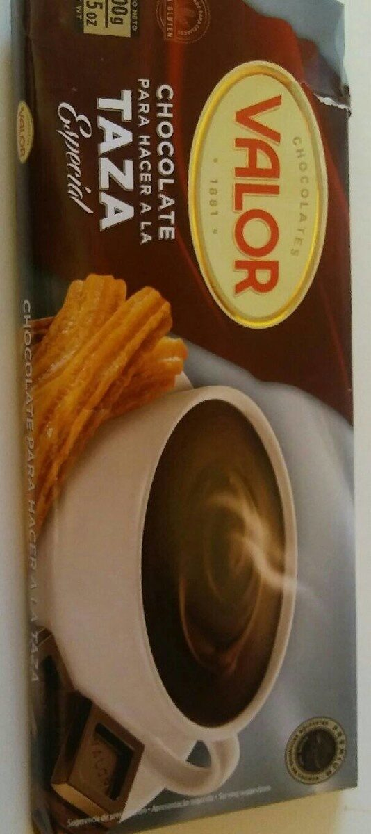 Chocolate Valor a la taza - Producte - es