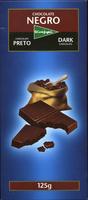 Tableta de chocolate negro 52% cacao - Producto - es