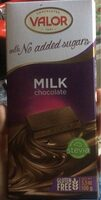 Milk chocolate - Product - fr