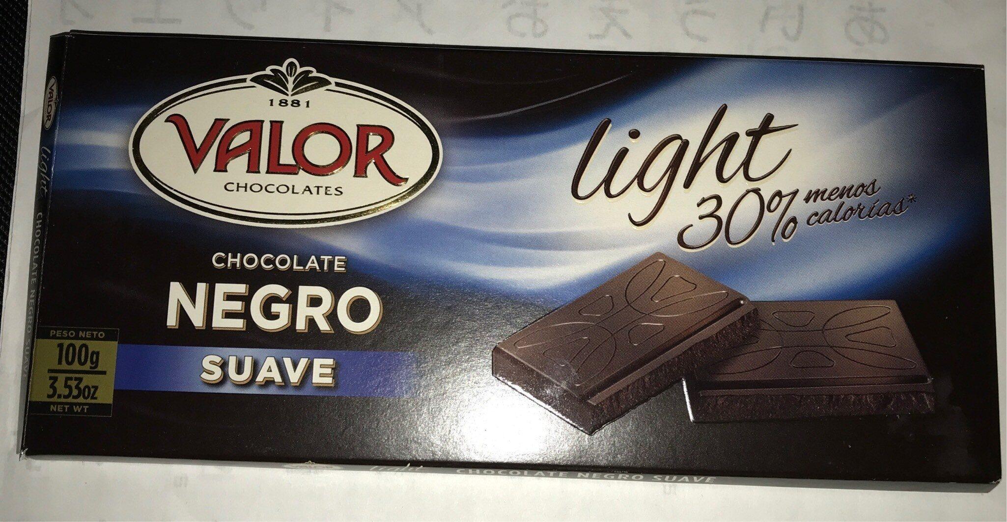 Chocolate negro suave - Product - es