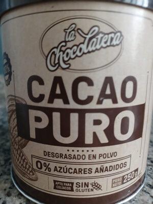 Cacao Puro - Produto - en