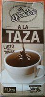 A La TAZA - Producto