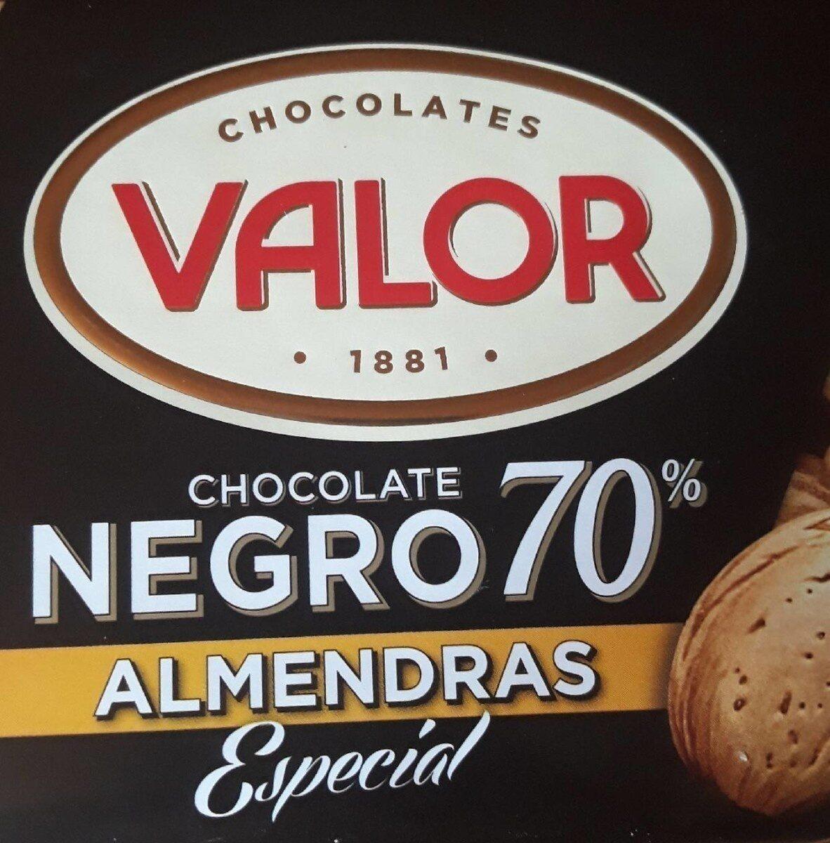Chocolate negro 70% - Producto - es