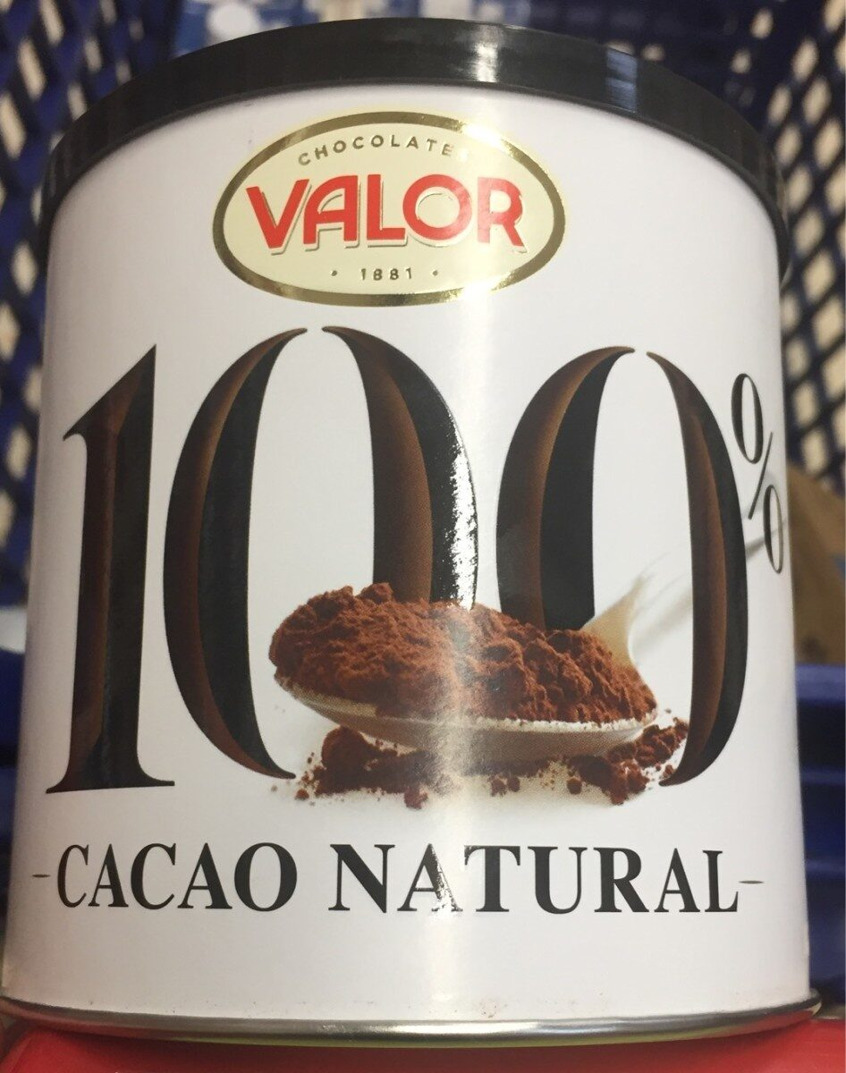 Cacao natural 100% - Product - es
