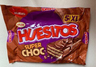 Huesitos superchoc - Produit