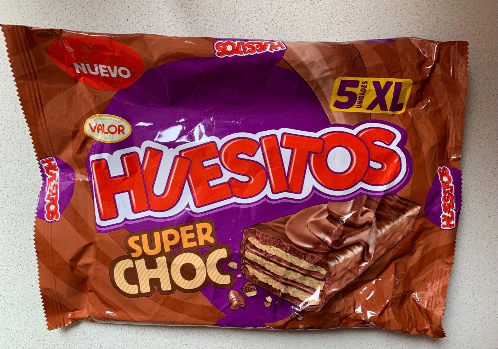 Huesitos superchoc - Produit - es