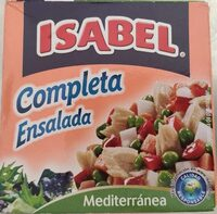 Vegetable medley with chunk light tuna - Product - en