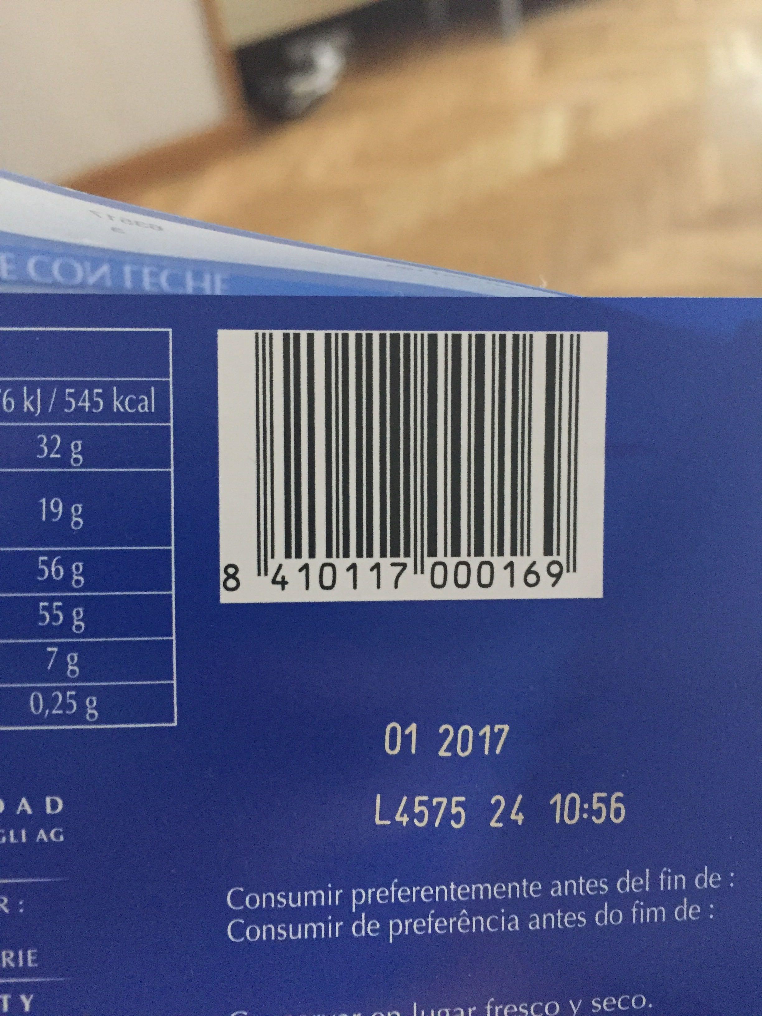 Lindt milk chocolate - Product