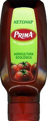 Ketchup de agricultura ecológica - Product - es