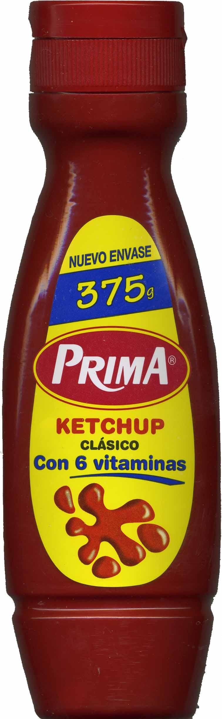 Ketchup PRIMA clásico - Producto - es