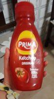 Ketchup  prima sin gluten - Produit - es