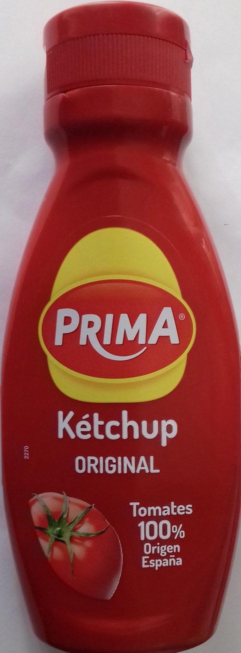 Ketchup sans gluten - Produit - es