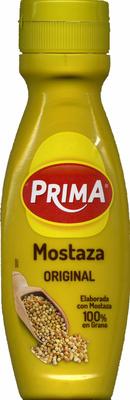 Mostaza - Producto - es