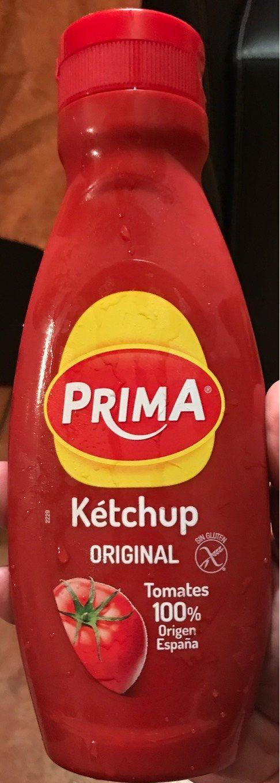Ketchup sin gluten - Produit