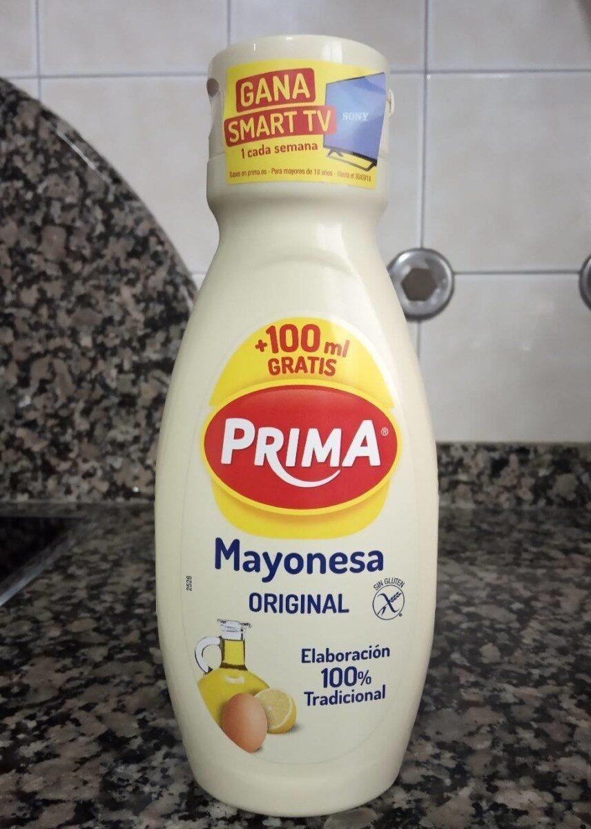 Mayonesa Prima - Producte - es