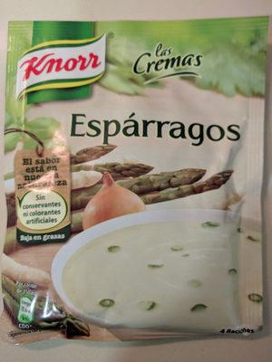 Crema Deshidratada De Espárragos Knorr