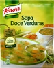Sopa doce verduras - Product