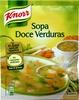 Sopa doce verduras deshidratada - Producte