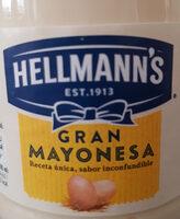 Gran mayonesa - Produit - es