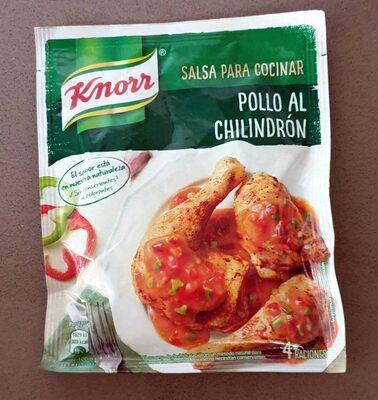 Pollo al chilindrón - Product - es