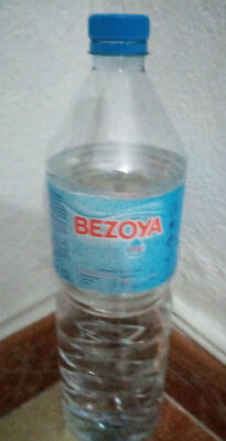 Agua mineral - Producte