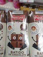 Batido de chocolate - Produit - es
