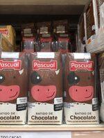 Batido de chocolate - Ingrédients - es
