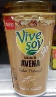 Bebida de Avena Sabor Natural - Producto
