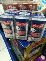 Leche entera pack 6 envases - Product - es