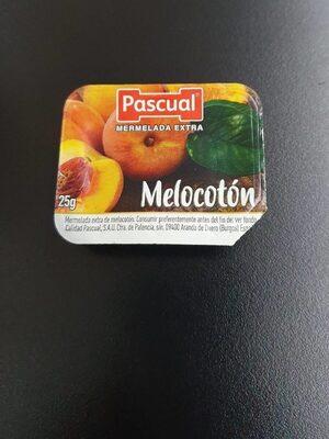 Mermelada de melocoton - Produit - es