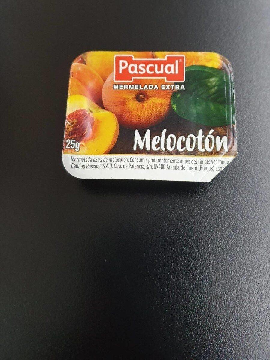 Mermelada de melocoton - Informations nutritionnelles - es