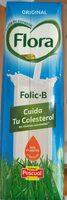 Leche Flora Entera Brick - Produit - es
