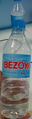 Agua mineral natural de mineralización muy débil - Product - es