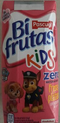 Bi frutas fresa y platano - Producte