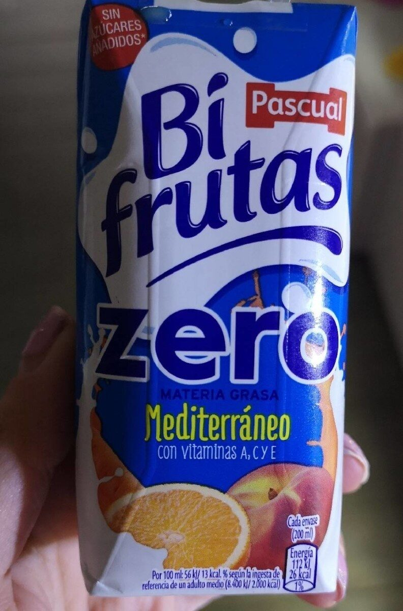 Bi Frutas mediterraneo - Producto - es
