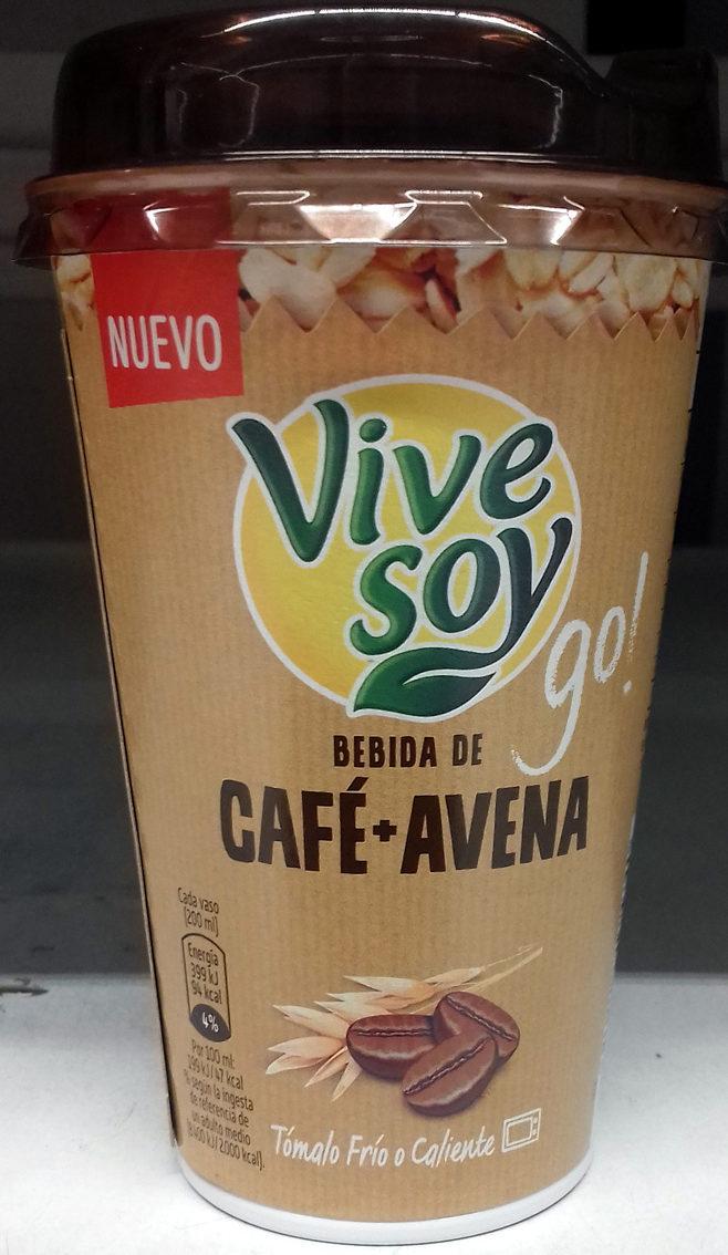 Bebida de café + avena - Produit - es